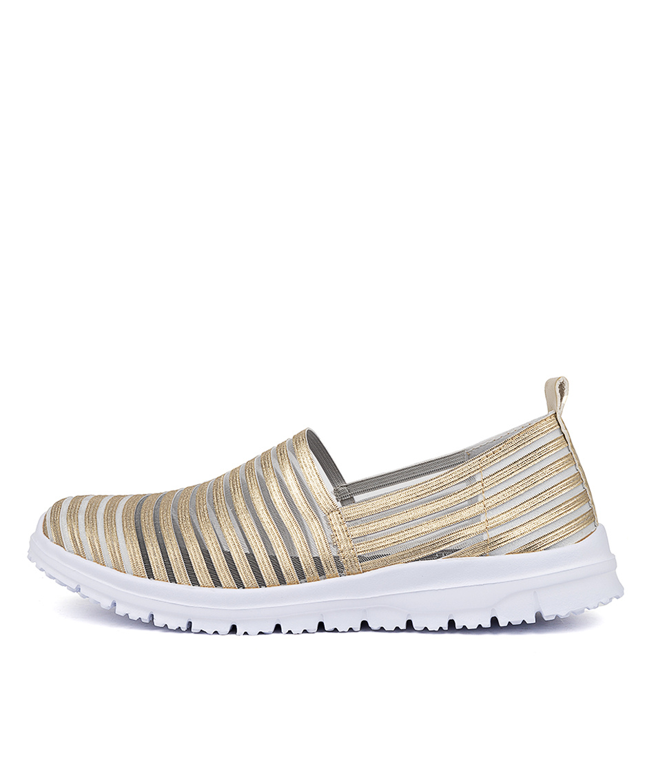 Buy Supersoft Camero Platinum Sneakers online with free shipping