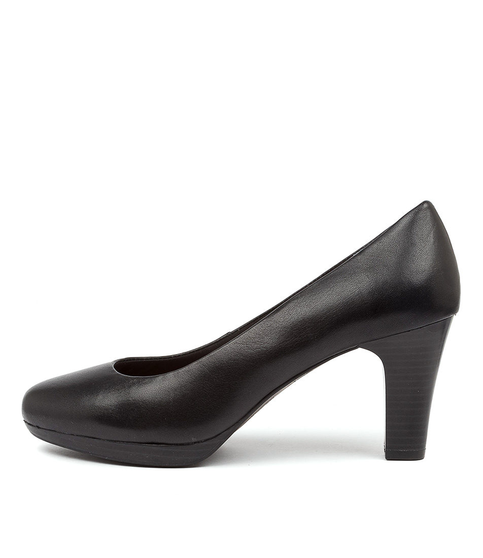 Buy Supersoft Serina Su Black High Heels online with free shipping