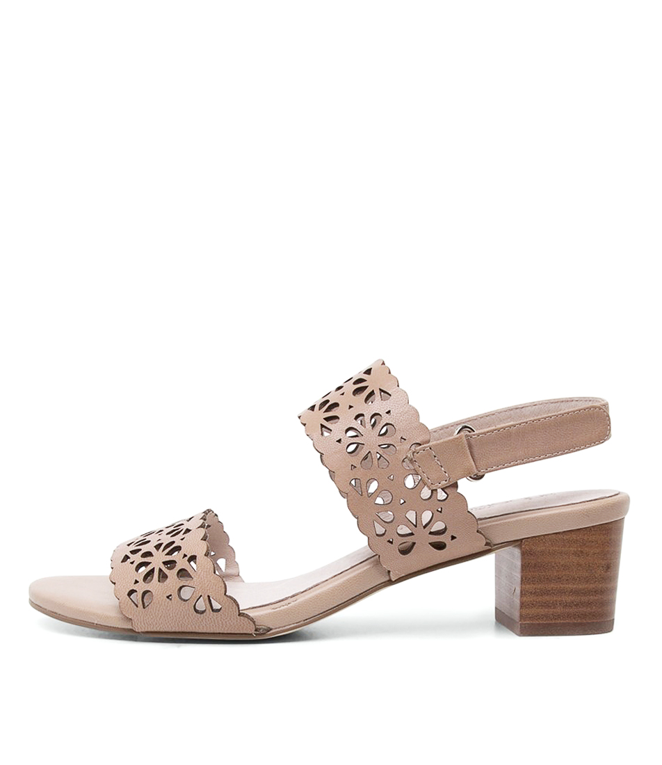 Buy Supersoft Cacey Su Nude Heeled Sandals online with free shipping