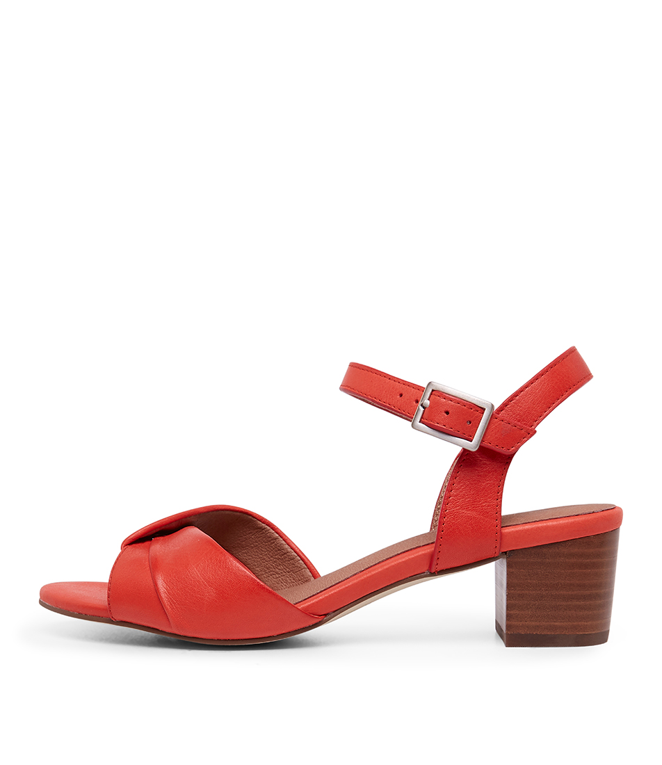 Buy Supersoft Cleantha2 Su Coral Heeled Sandals online with free shipping