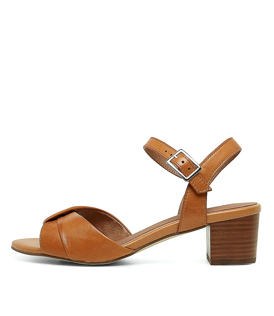Buy Supersoft Cleantha2 Su Tan Heeled Sandals online with free shipping