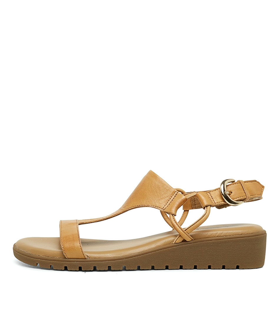 Buy Supersoft Haraiki Su Tan Heeled Sandals online with free shipping