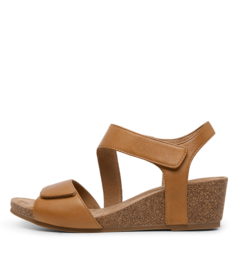Buy Supersoft Reavis Su Tan Heeled Sandals online with free shipping