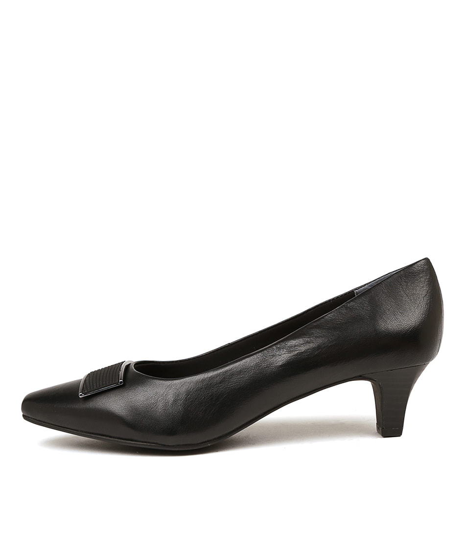 Buy Supersoft Lyllie Su Black High Heels online with free shipping