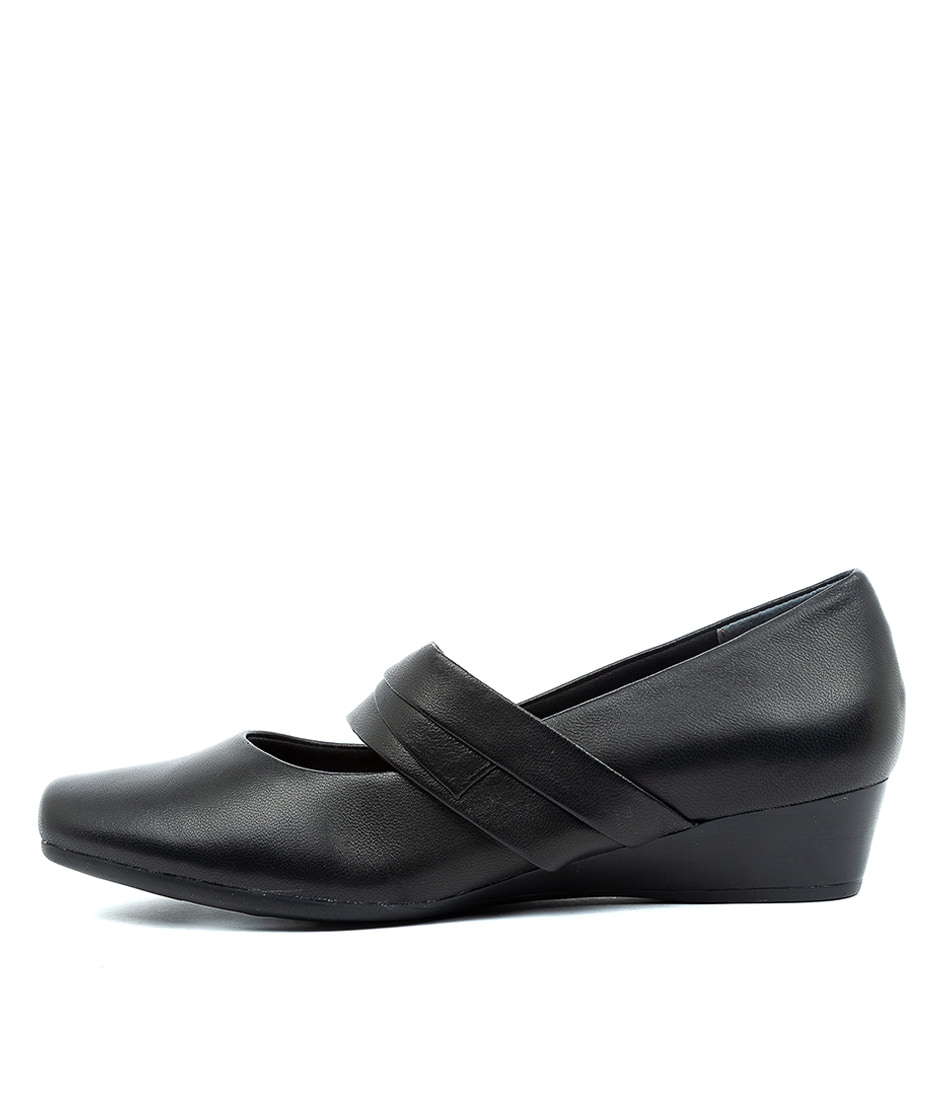 Buy Supersoft Romilly Black High Heels online with free shipping