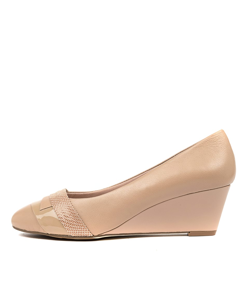 Buy Supersoft Christo Su Nude Mix High Heels online with free shipping