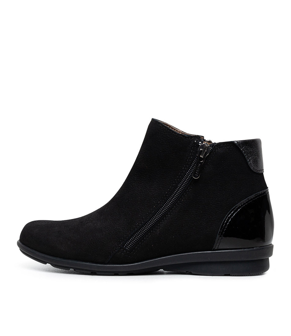 Buy Supersoft Augustus Df Black Multi Ankle Boots online with free shipping