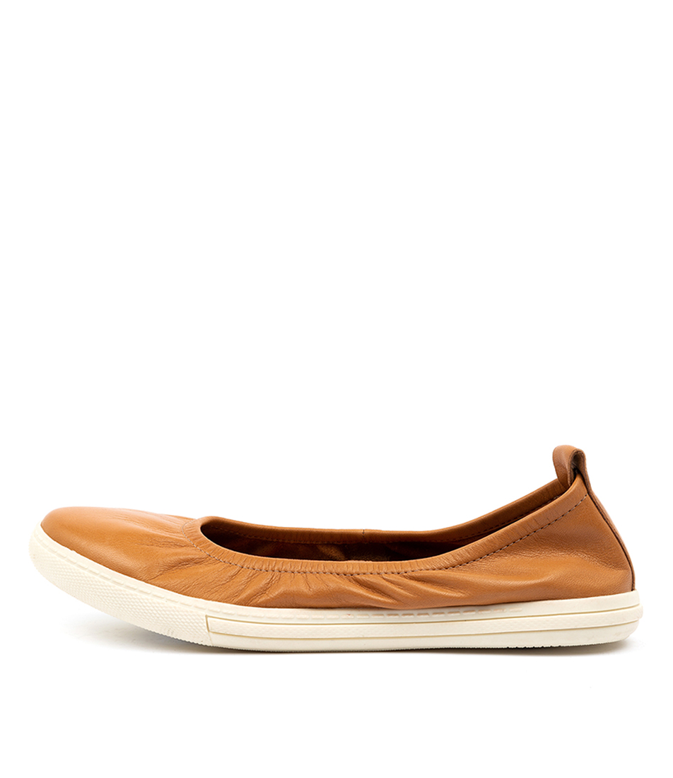 Buy Supersoft Altura Su Tan E Flats online with free shipping