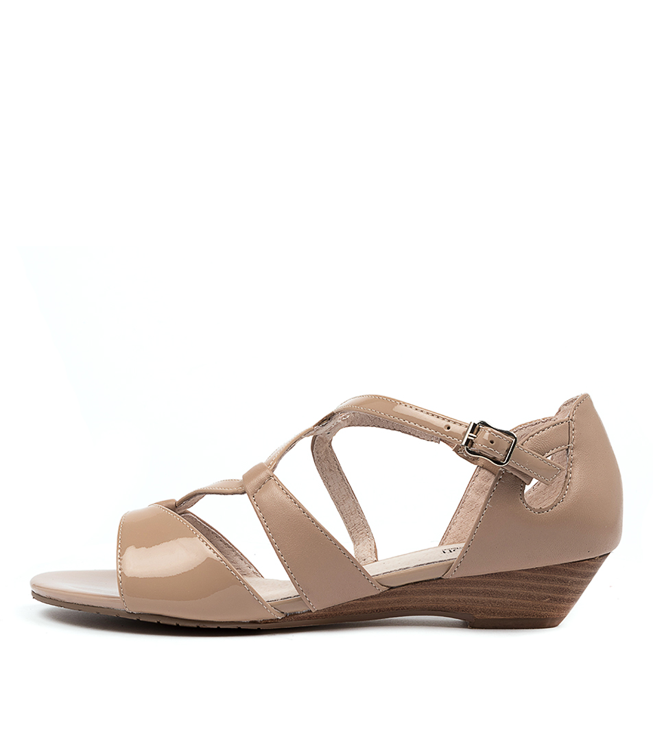 Buy Supersoft Baylor Su Nude Sandals online with free shipping