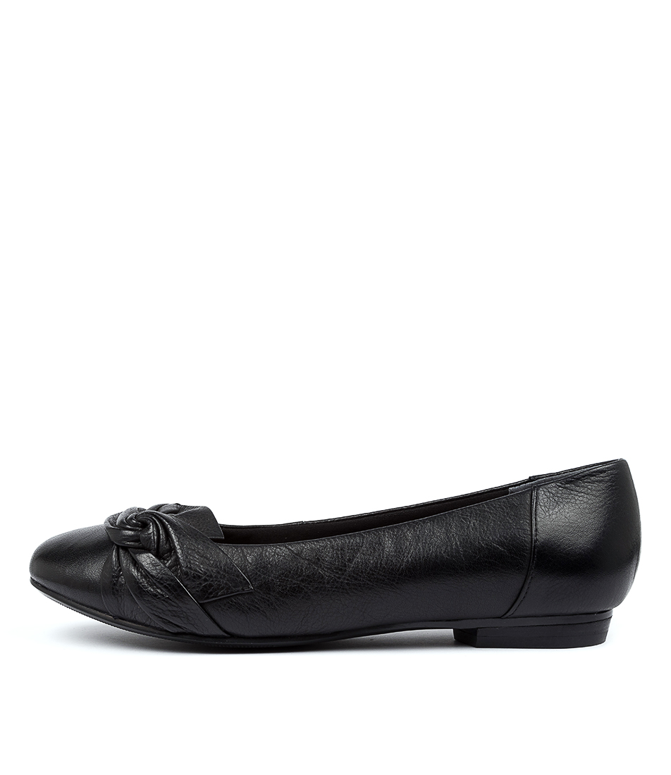 Buy Supersoft Calpella Su Black E Flats online with free shipping