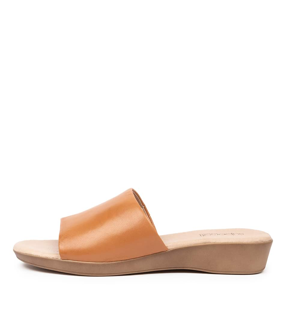 Buy Supersoft Albury2 Su Tan Sandals online with free shipping