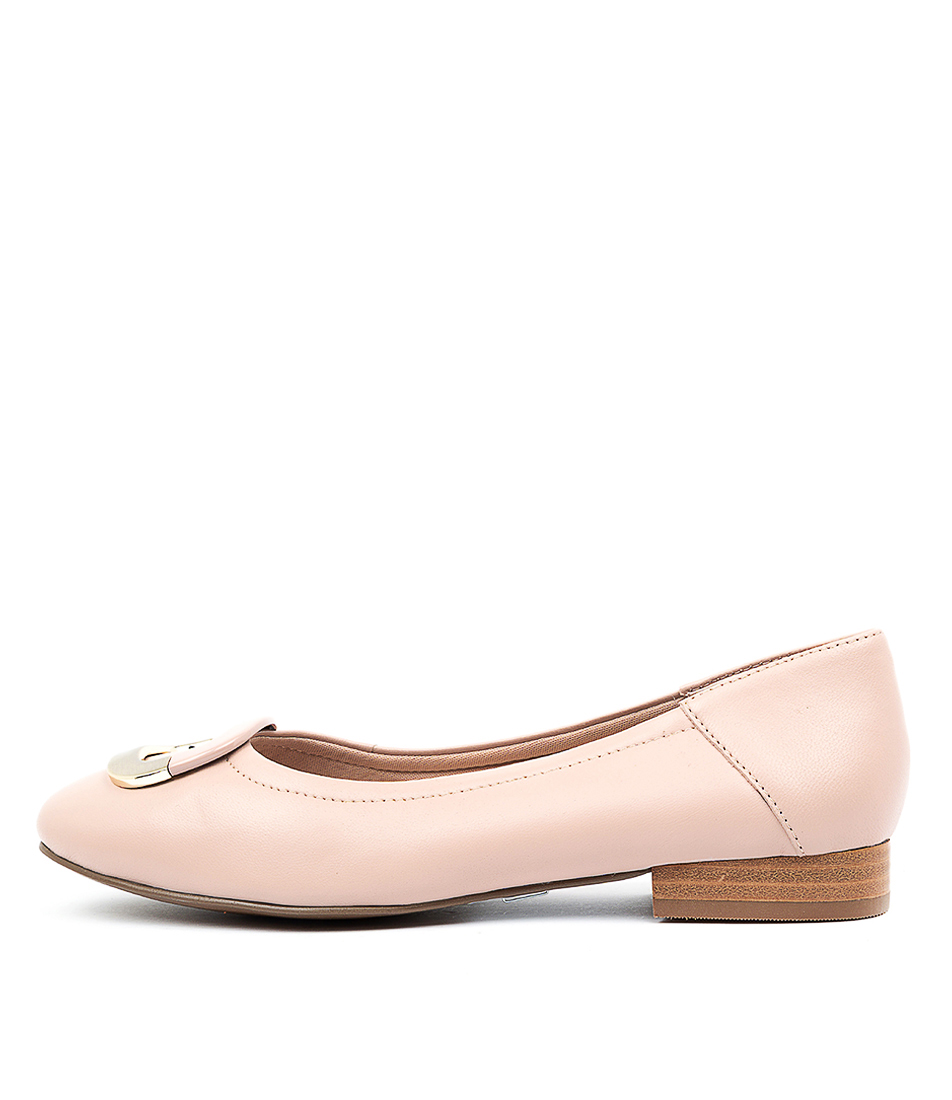 Buy Supersoft Abree Su Pink Flats online with free shipping