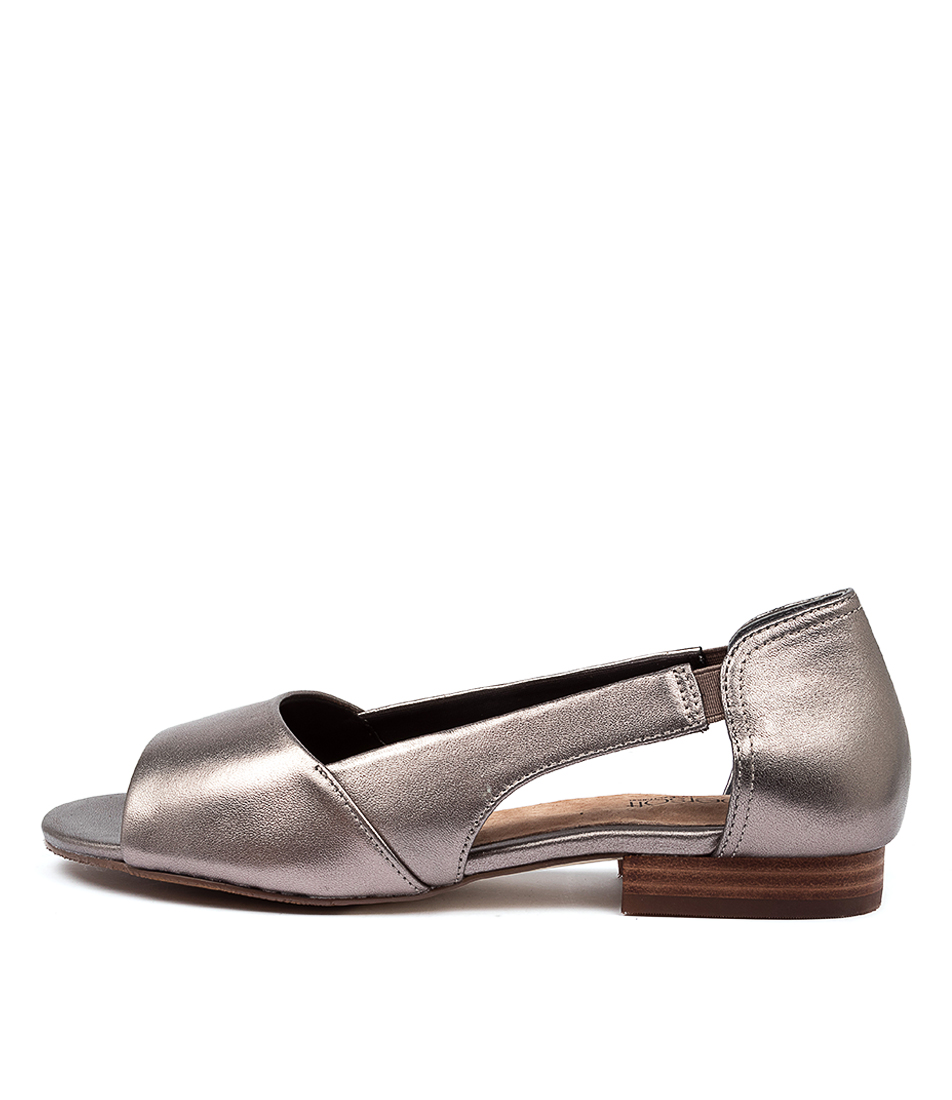 Buy Supersoft Elly Su Pewter Sandals online with free shipping