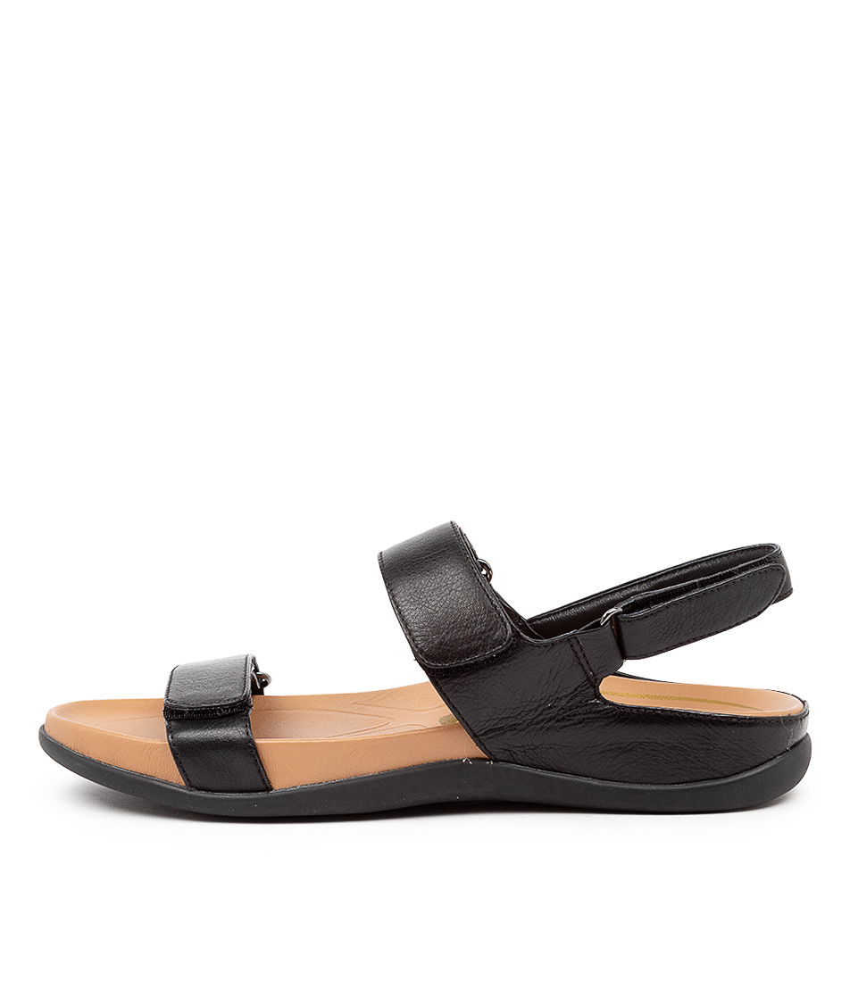 Buy Supersoft Lovato Su Black E Sandals online with free shipping
