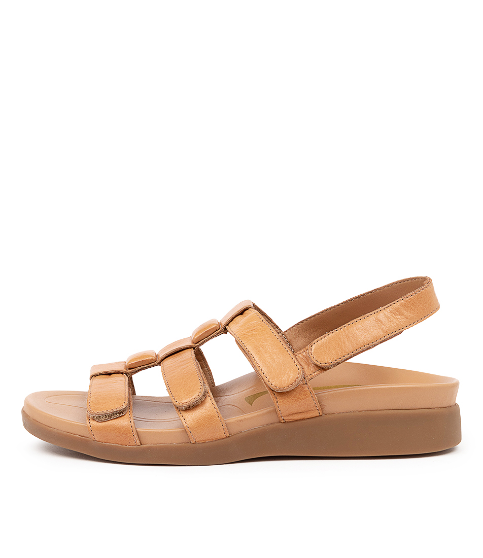 Buy Supersoft Timor Su Tan E Sandals online with free shipping