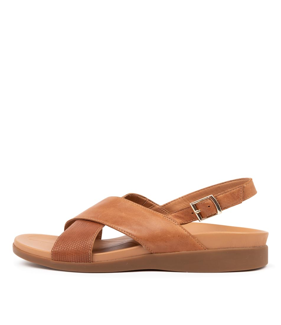 Buy Supersoft Tornell Su Tan Sandals online with free shipping