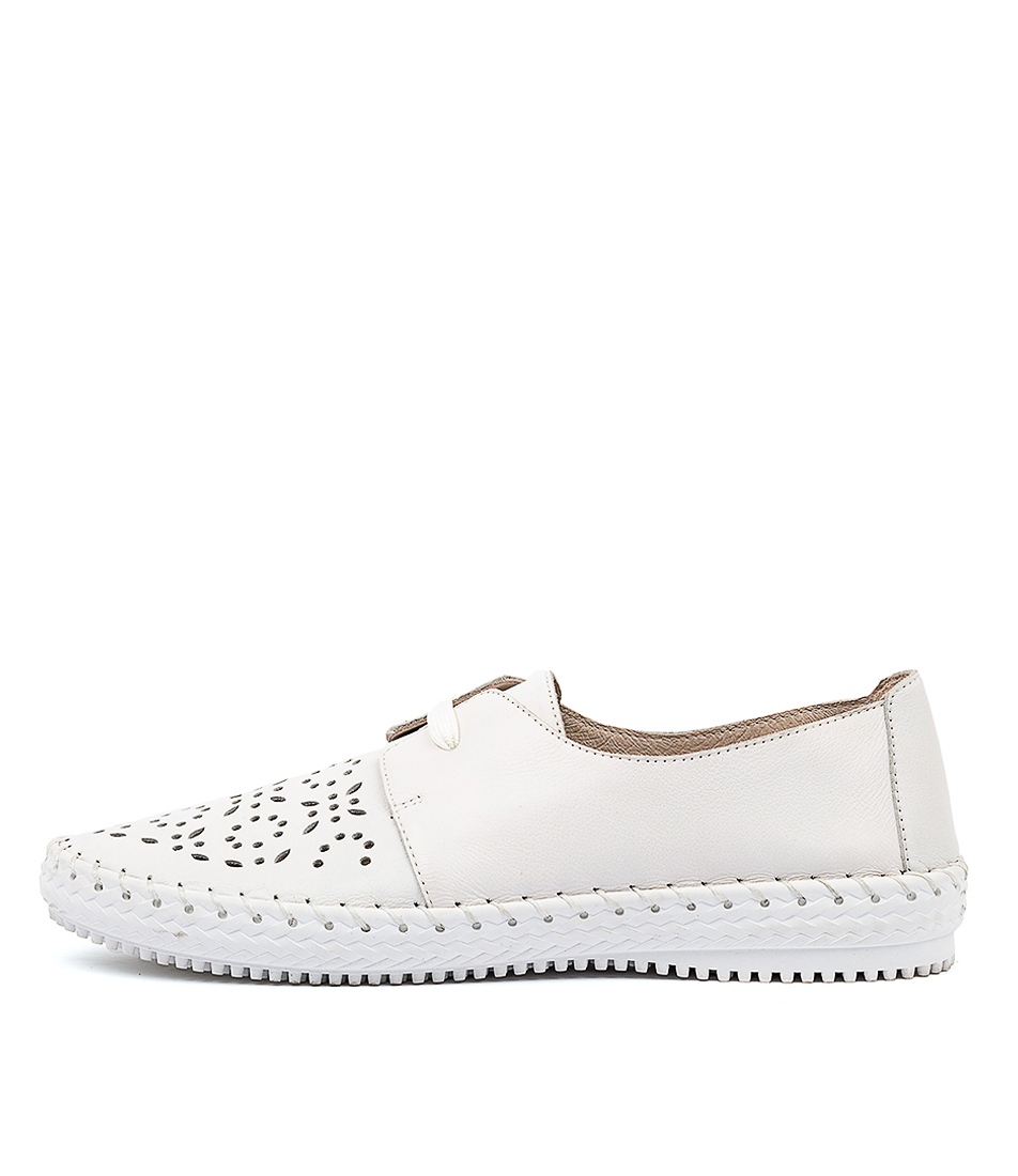Buy Supersoft Warble Su White E Sneakers online with free shipping