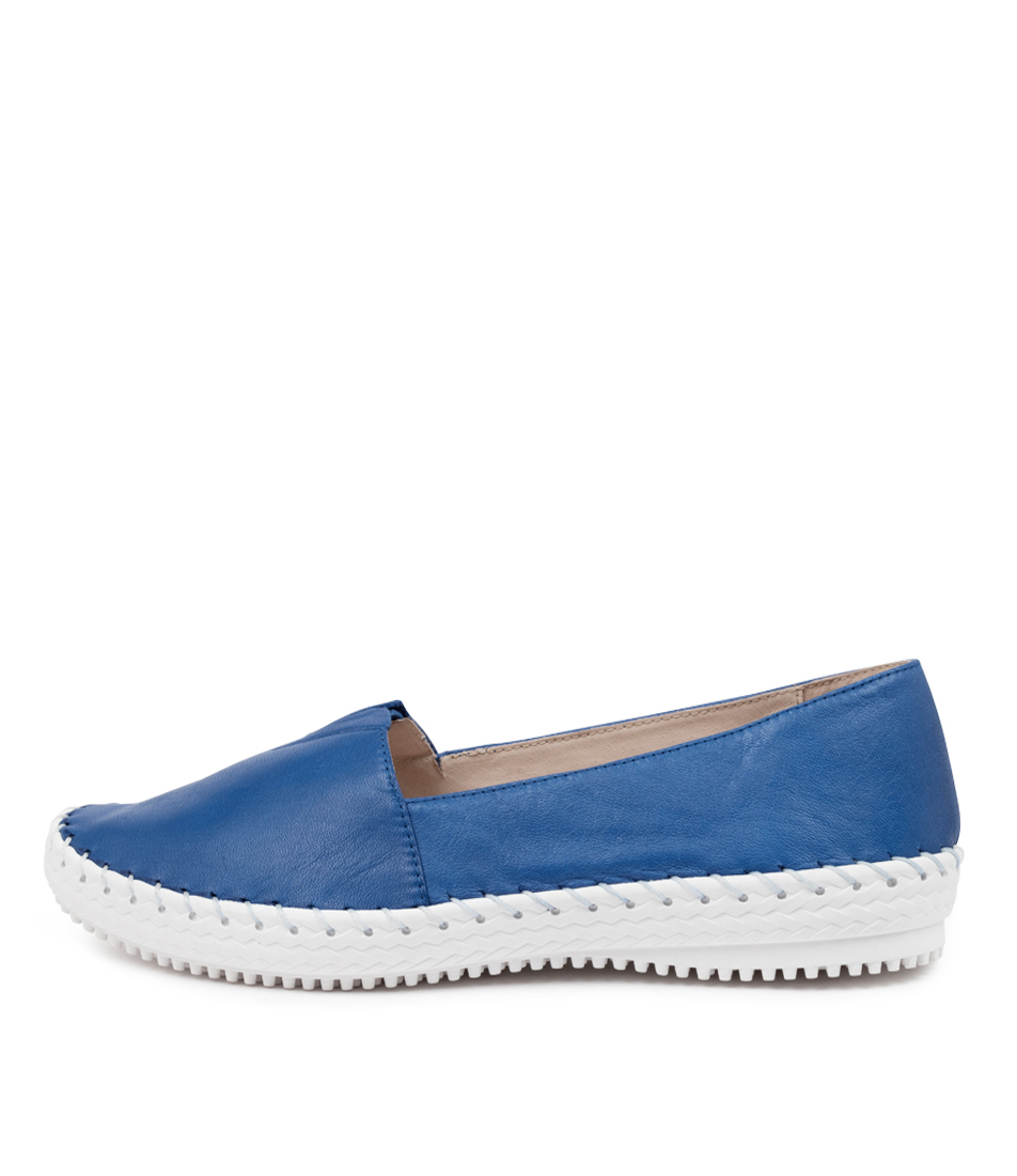 Buy Supersoft Wicker Su Blue E Flats online with free shipping