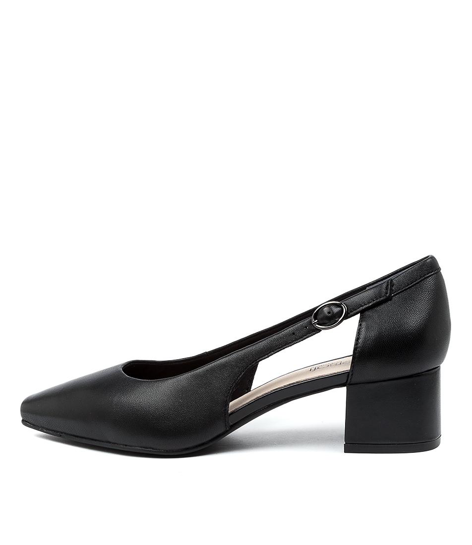 Buy Supersoft Kalie Su Black High Heels online with free shipping