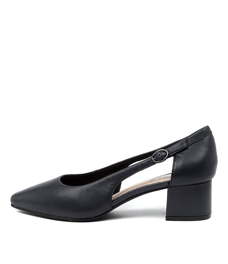 Buy Supersoft Kalie Su Navy High Heels online with free shipping