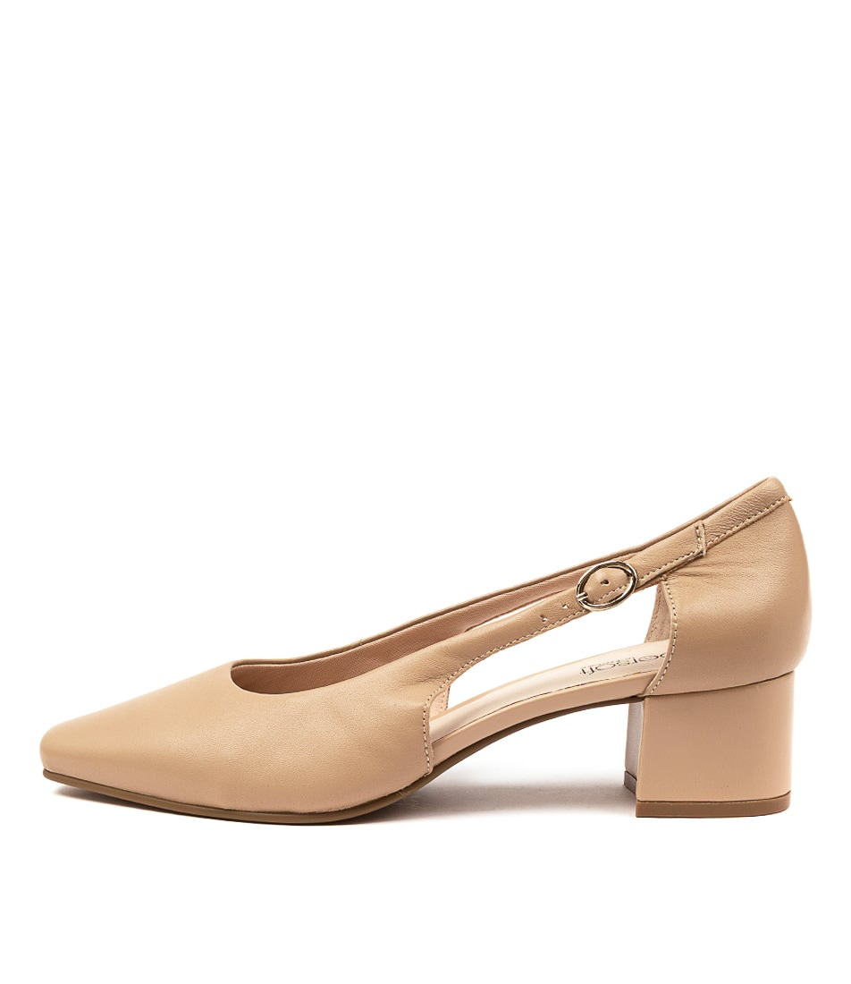 Buy Supersoft Kalie Su Nude High Heels online with free shipping