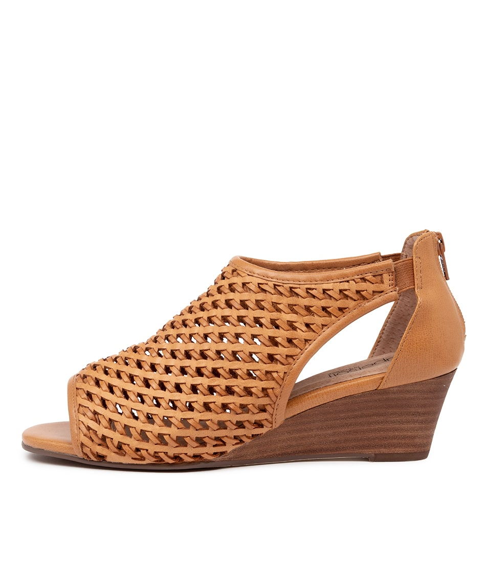 Buy Supersoft Kluger Su Tan E Heeled Sandals online with free shipping