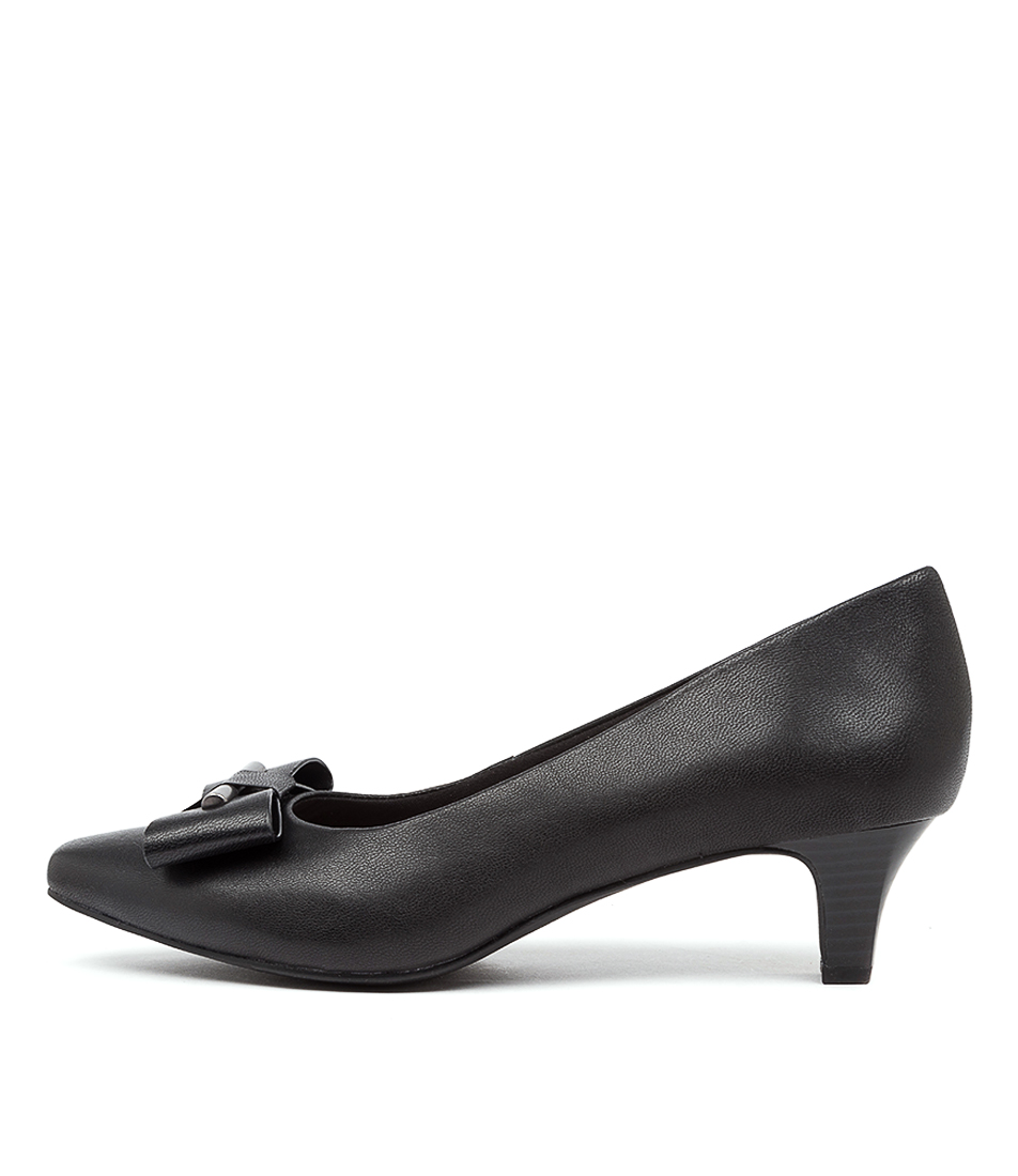 Buy Supersoft Larkin Su Black High Heels online with free shipping
