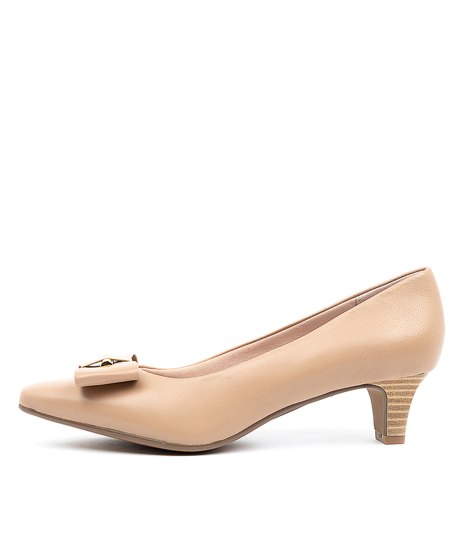 Buy Supersoft Larkin Su Nude High Heels online with free shipping