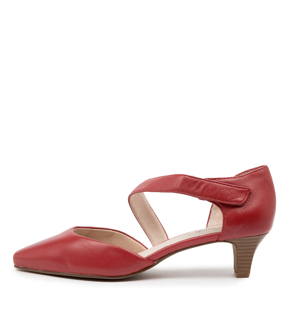 Buy Supersoft Laurie Su Red High Heels online with free shipping