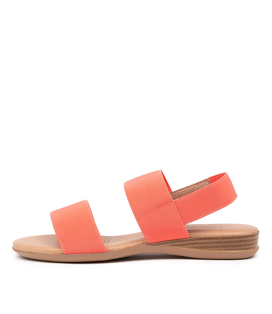 Buy Supersoft Jensen Su Coral Sandals online with free shipping
