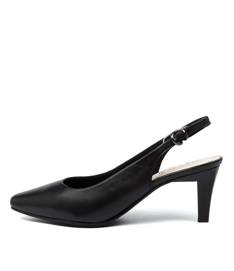Buy Supersoft Manet Su Black High Heels online with free shipping
