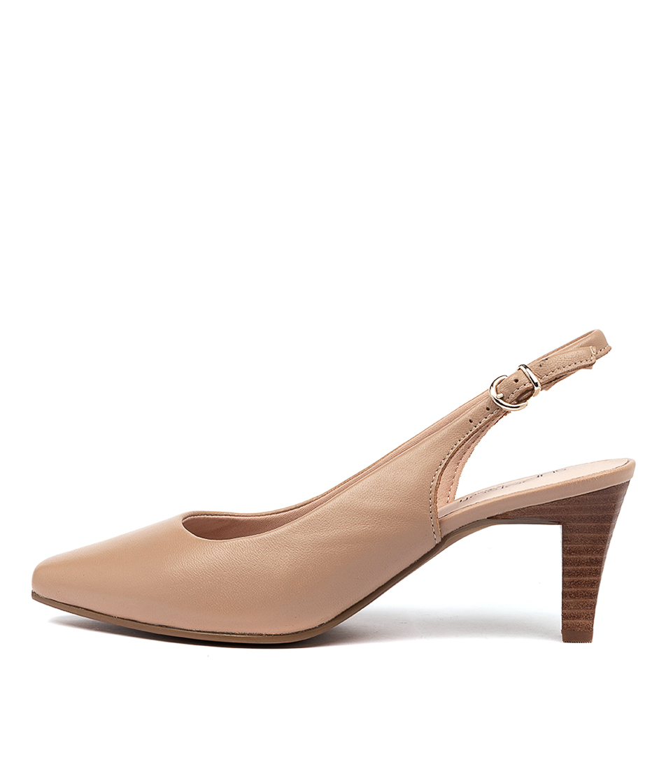 Buy Supersoft Manet Su Nude High Heels online with free shipping