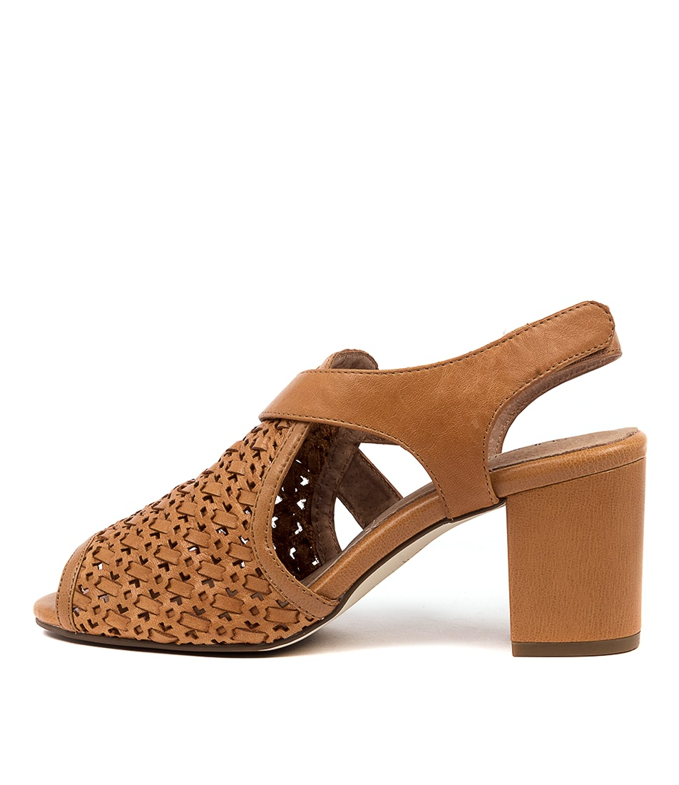 Buy Supersoft Nimble Su Tan E Heeled Sandals online with free shipping