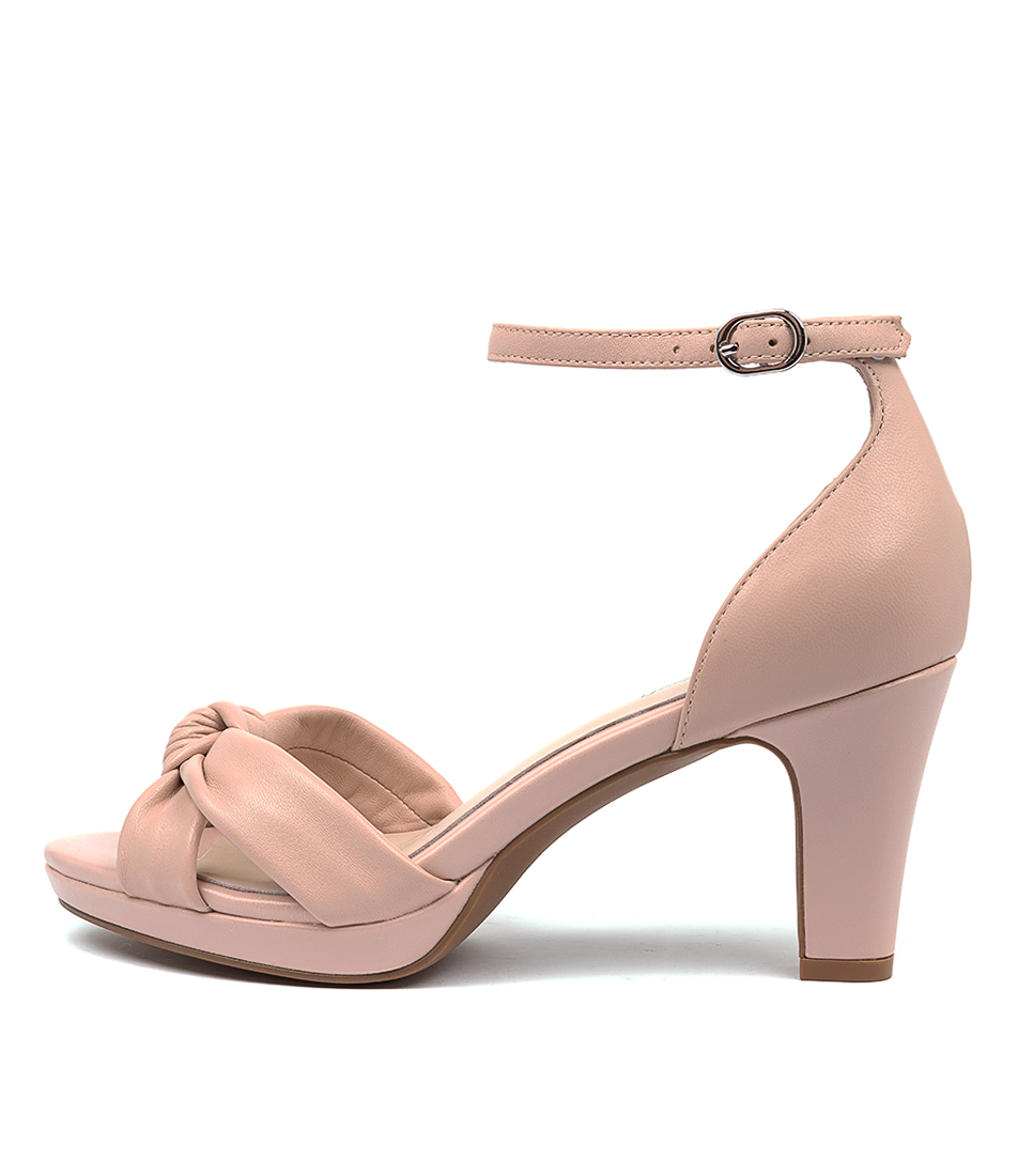 Buy Supersoft Syracuse Su Pink Heeled Sandals online with free shipping