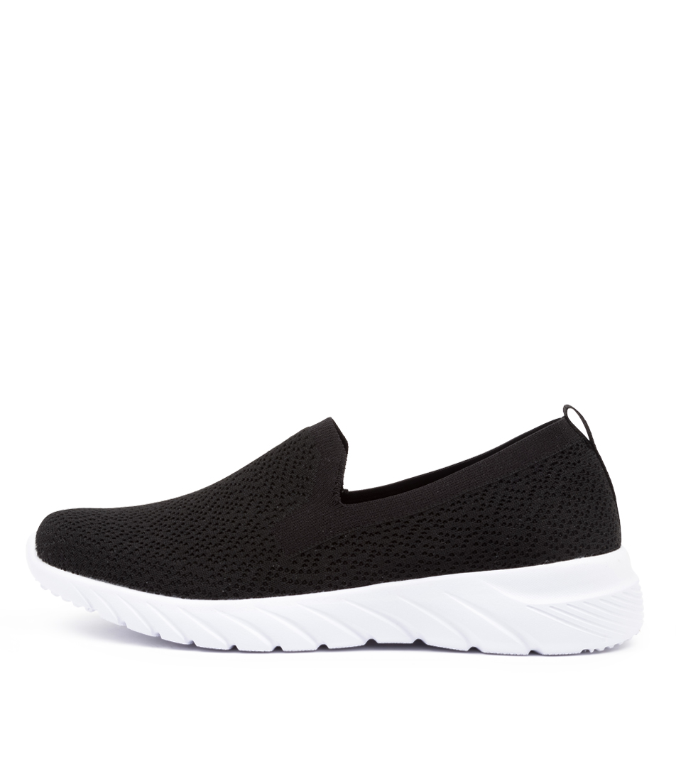 Buy Supersoft Mordy Su Black White Sole Sneakers online with free shipping