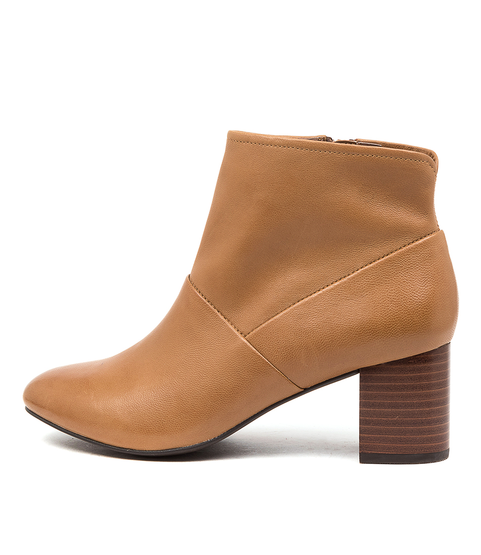 Buy Supersoft Blazing Su Mid Tan Ankle Boots online with free shipping