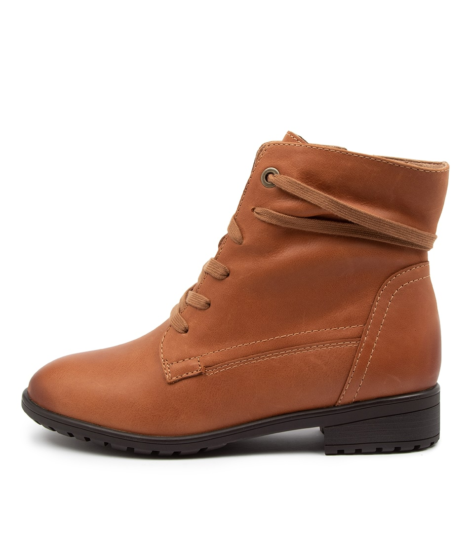 Buy Supersoft Eddington Su Tan Ankle Boots online with free shipping