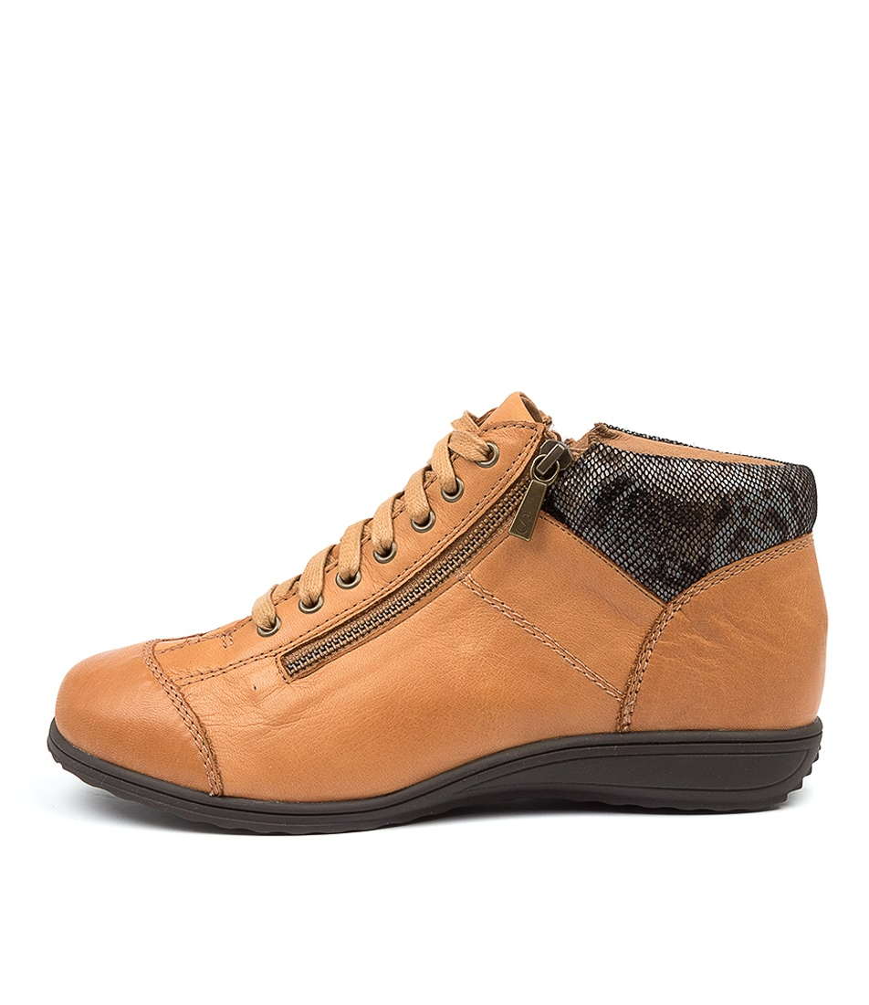 Buy Supersoft Keilor Su Tan Ankle Boots online with free shipping