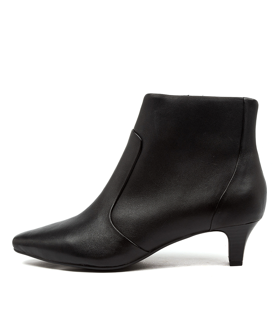 Buy Supersoft Lahoma Su Black Ankle Boots online with free shipping
