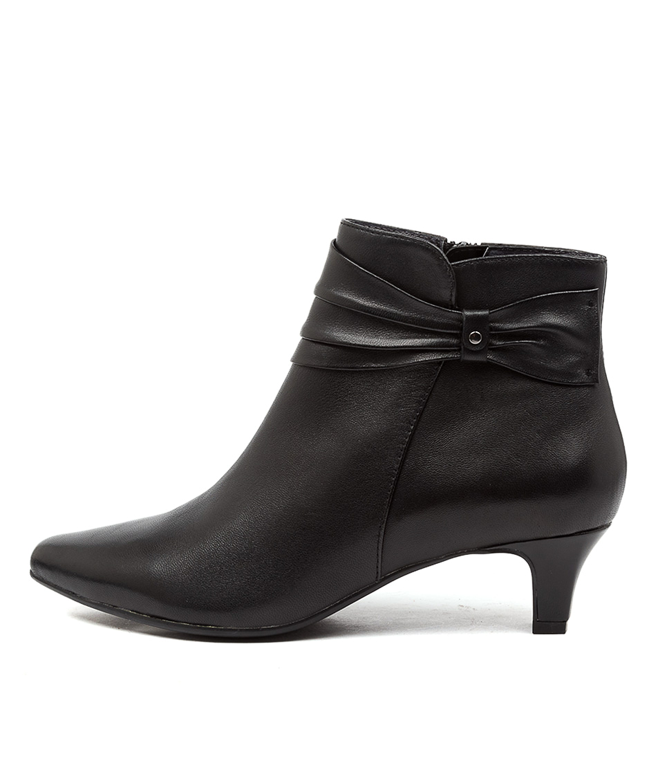Buy Supersoft Lakeisha Su Black Dress Ankle Boots online with free shipping