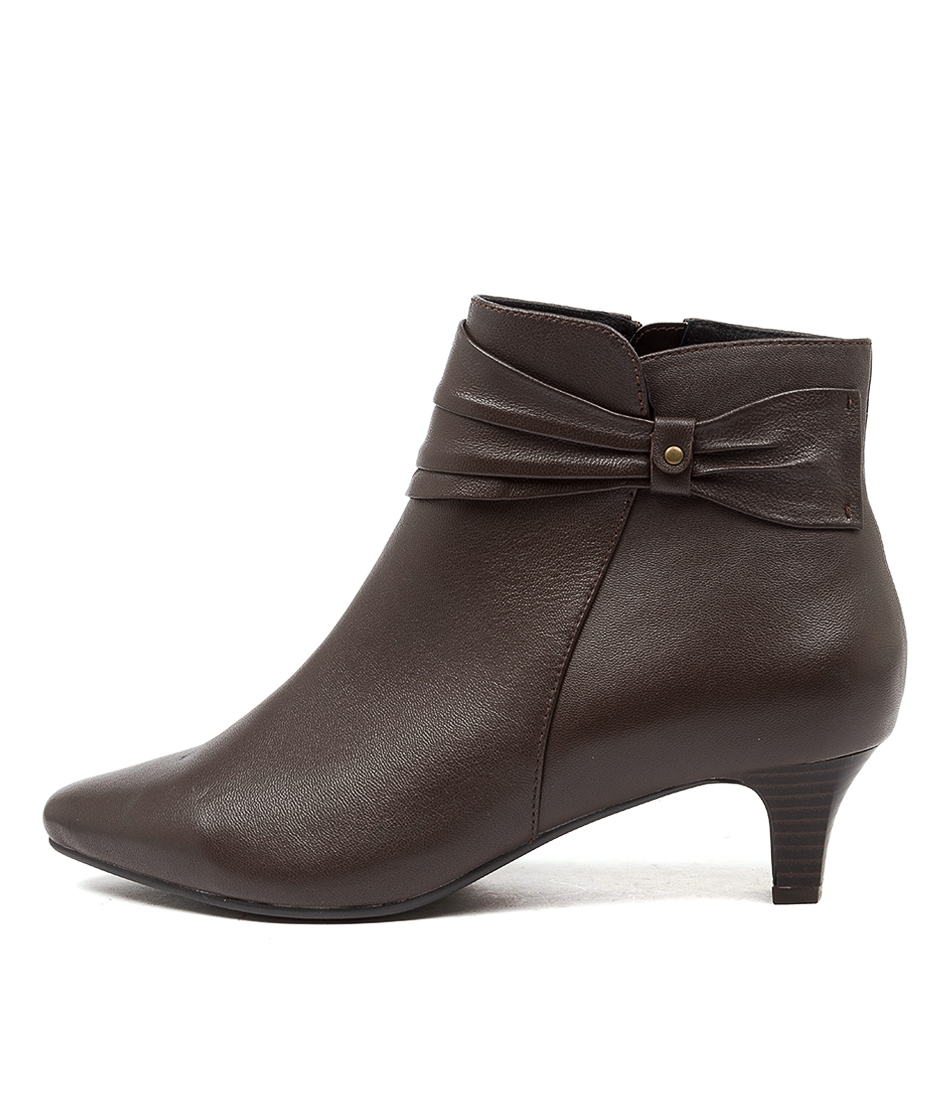 Buy Supersoft Lakeisha Su Brown Dress Ankle Boots online with free shipping