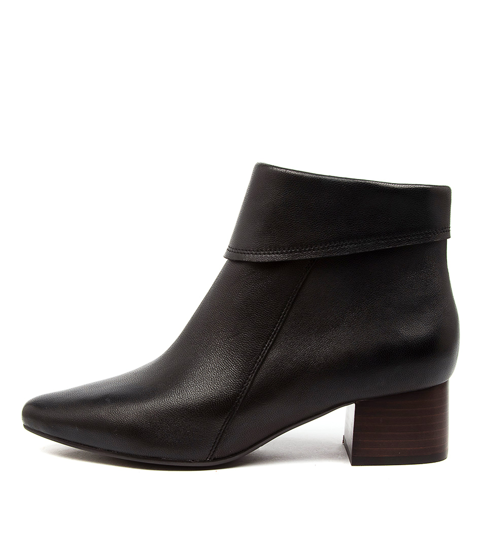 Buy Supersoft Lauretta Su Black Ankle Boots online with free shipping