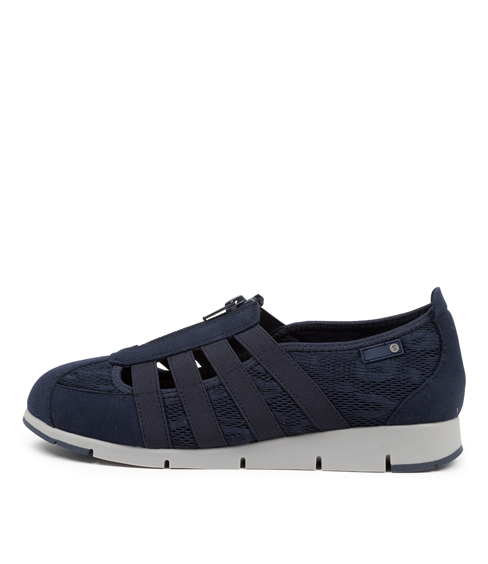 Buy Supersoft Gipsy Su Navy Sneakers online with free shipping