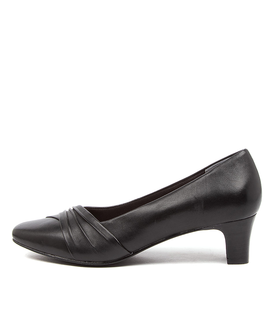 Buy Supersoft Mallow Su Black High Heels online with free shipping