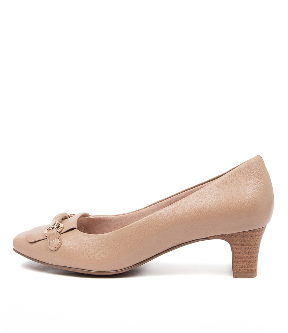 Buy Supersoft Mandevilla Su Nude High Heels online with free shipping
