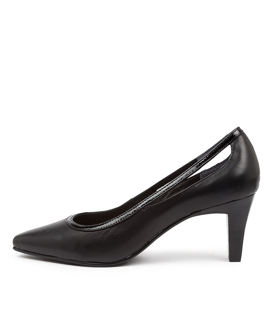 Buy Supersoft Melba Su Black High Heels online with free shipping