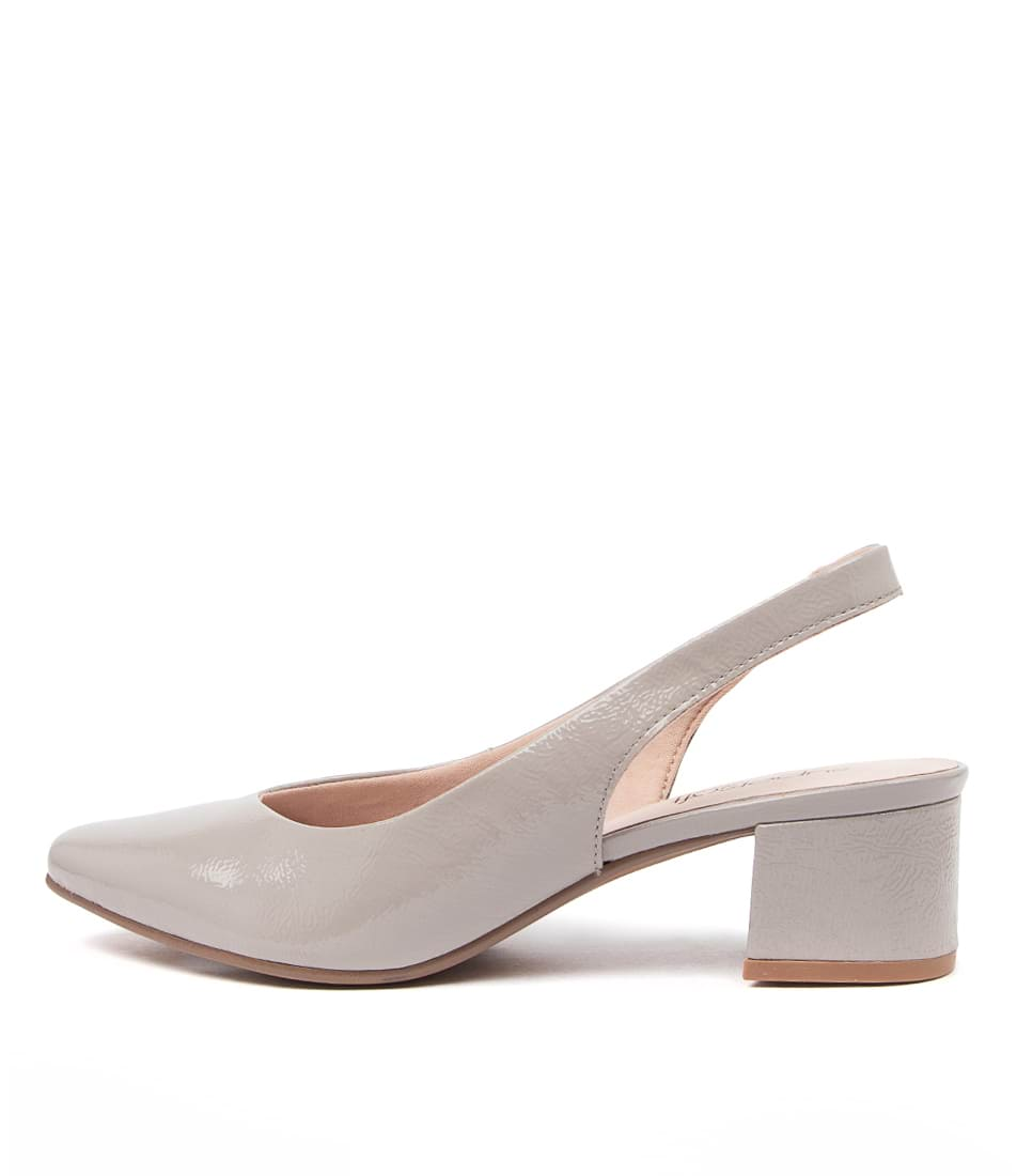 Buy Supersoft Kadnook Su Pale Taupe High Heels online with free shipping