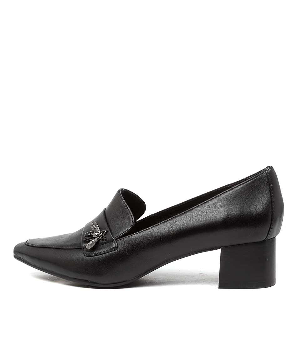 Buy Supersoft Kalkee Su Black High Heels online with free shipping