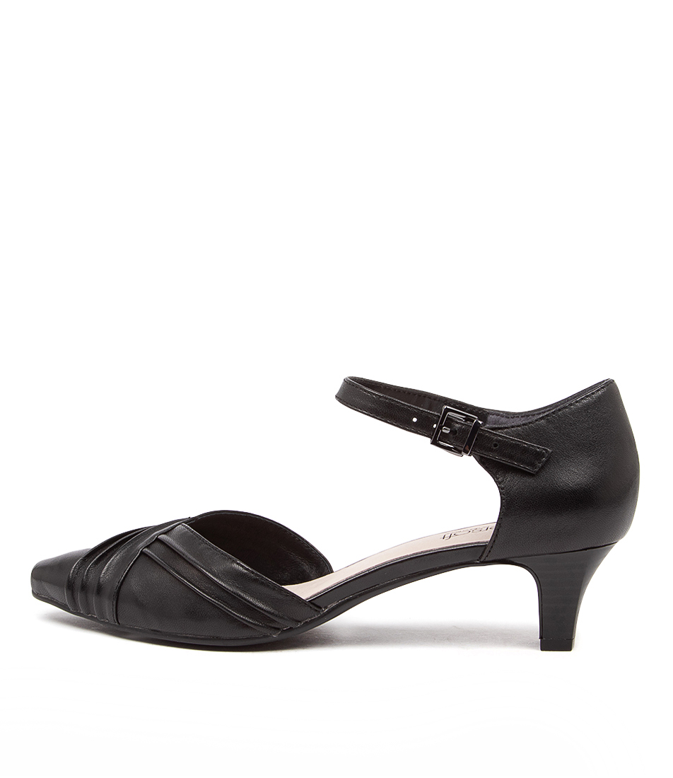 Buy Supersoft Lakendra Su Black High Heels online with free shipping