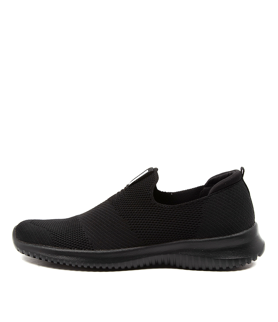 Buy Supersoft Knowsley Su Black Sole Sneakers online with free shipping